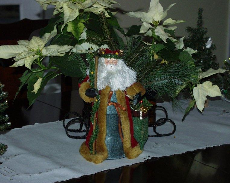 figure of saint nicholas