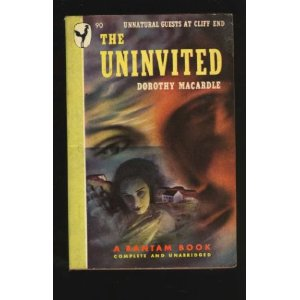 cover of The Uninvited b Dorothy MacCardle