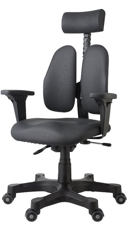 High Quality Ergonomic Chair With Split Back And Headrest