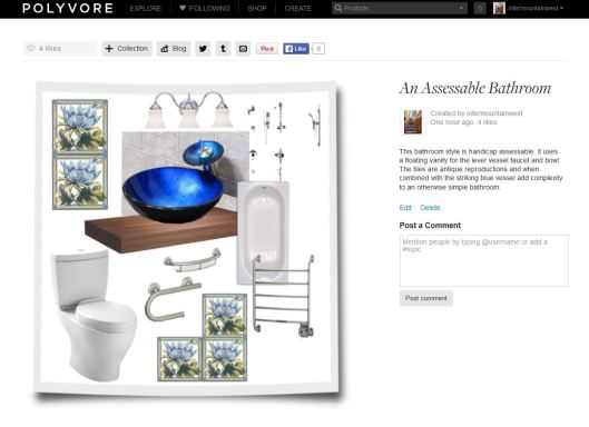 product board from polyvore showing an assessable bathroom