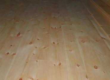 pine wide board flooring